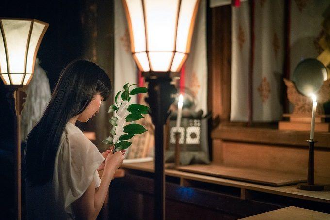 「比叡山やくばらい散歩・夏」旅 日吉大社大祓