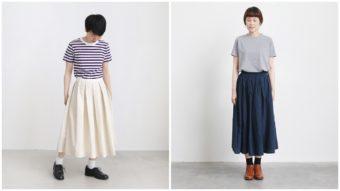 色や素材にこだわって。大人女性におすすめな夏スカートの選び方&着こなし術