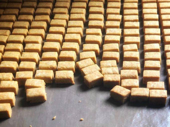 ヴィーガンスイーツ専門店「ミレイネ」のクッキー