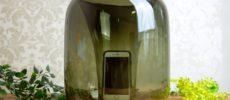 電源が必要ない「Sghr(スガハラ)」のガラススピーカー「exponential(エクスポネンシャル)」1