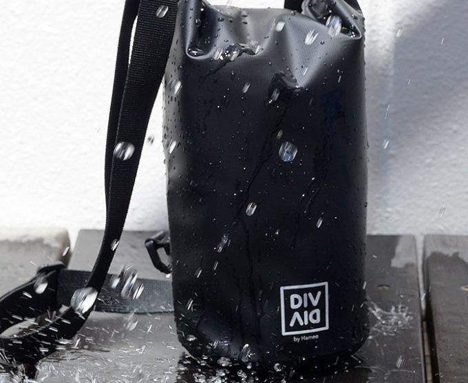 防水の「DIVAID マルチドライバッグ 2L」