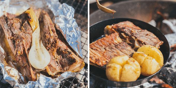 BBQにおすすめの「FISHSTAND」のグリルセット4