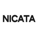「NICATA(ニカタ)」のロゴ
