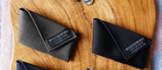 軽くて丈夫な「WERDENWORKS」のミニマル財布1