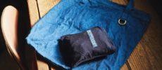 「GLENROYAL(グレンロイヤル)」の藍染トートバッグ1