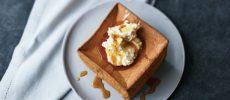 人気のパン屋「BOUL'ANGE(ブール アンジュ)」の食パン「パン ド ミ シフォン」1