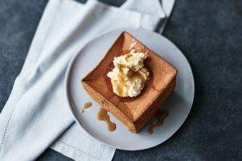 冷やせばスイーツに変身。ふわふわ食感&やさしい甘みの食パン「パン ド ミ シフォン」