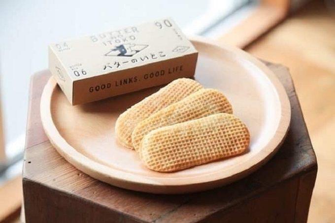 那須のお土産におすすめのバターのいとこ」4