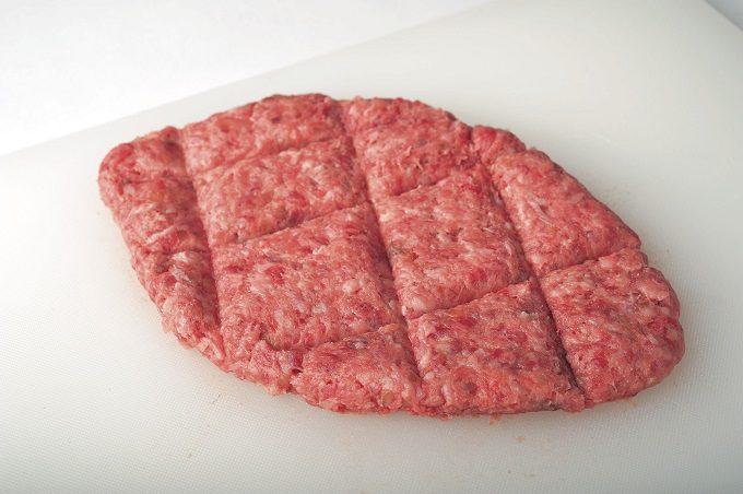 手でこねない「ハンバーグステーキ」の作り方5