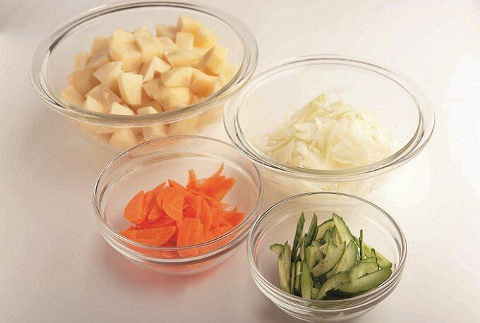 シェフが教える「ポテトサラダ」のレシピ3