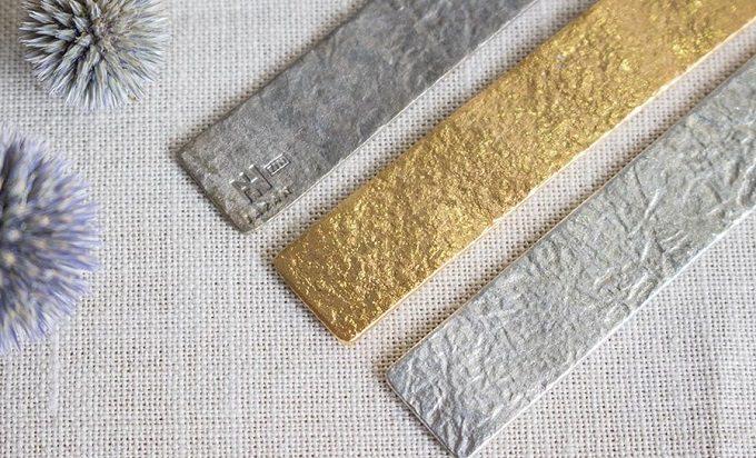 「NAGAE+(ナガエプリュス)」のゴールド・シルバー・アンティークゴールド3色