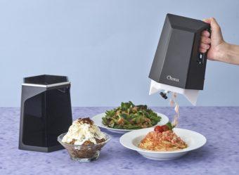 かき氷・コーヒーフロート・冷製パスタ…。料理のレパートリーが広がる電動かき氷器