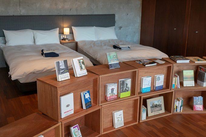 「箱根本箱」の客室2