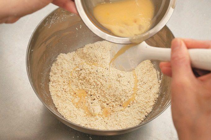 「レリーサ」の黒こしょうのクッキー 作り方3