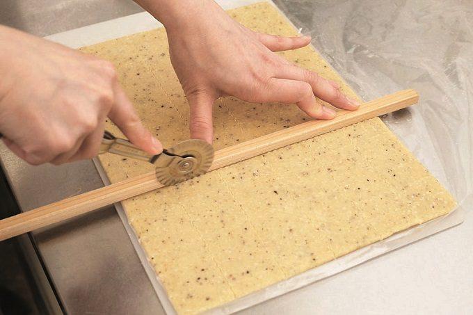 「レリーサ」の黒こしょうのクッキー 作り方5