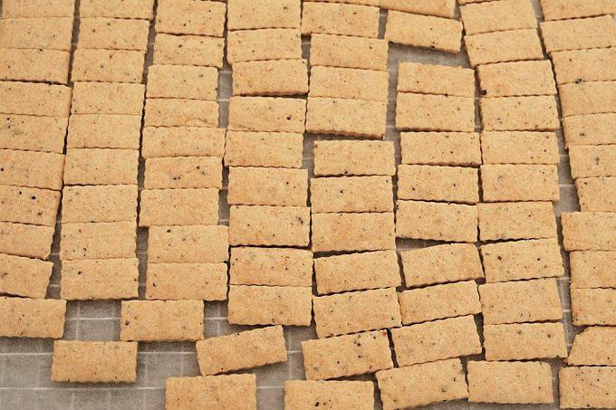 「レリーサ」の黒こしょうのクッキー 作り方6