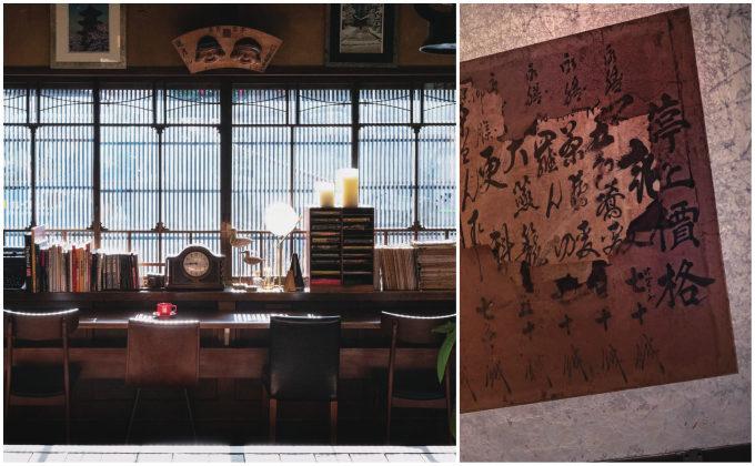 都内のおすすめ古民家カフェ「蓮月」の店内写真3