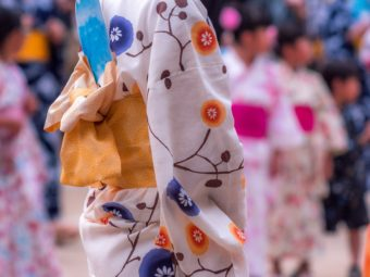 浴衣を着て、日本の伝統文化に触れる。東急プラザ銀座の「うるはし~日本の夏祭り」