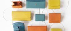 革製品ブランド「土屋鞄製造所」の新シリーズ「Coeche」のアイテム1