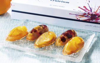 まるで果物のハーバリウム。「ヨックモック」青山本店限定の美しいサマースイーツ