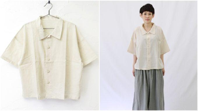 秋まで使える「CLASKA クラスカ」のおすすめの半袖シャツ