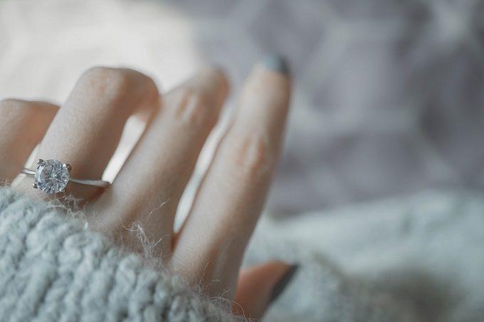 運気を高める指輪のつけ方、それぞれの指が持つ力1