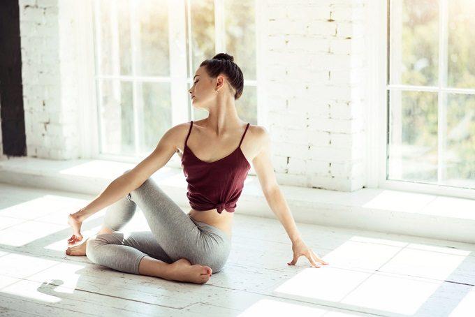 ダイエットにおすすめの体幹トレーニング3