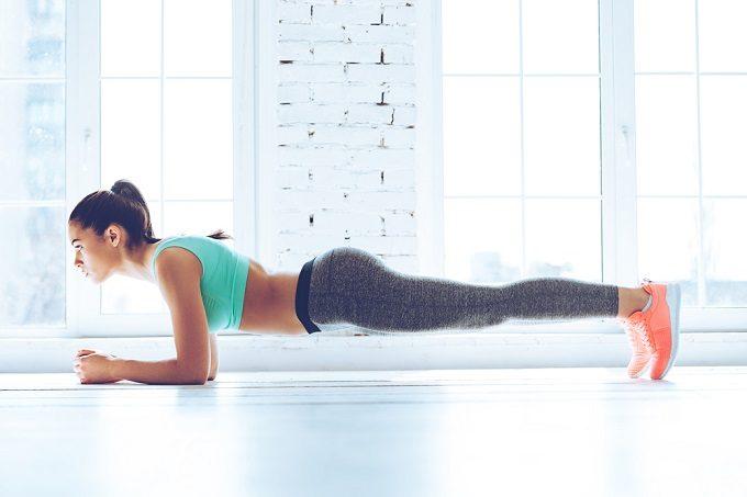 ダイエットにおすすめの体幹トレーニング5