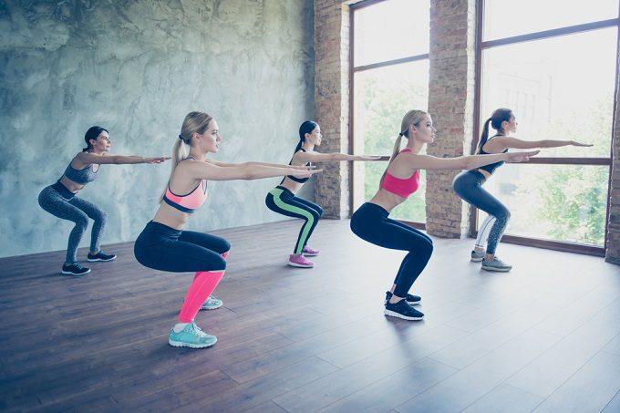 ダイエットにおすすめの体幹トレーニング6
