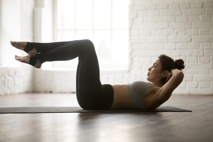 ダイエットにおすすめの体幹トレーニング7