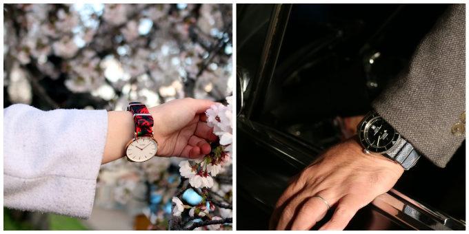 手持ちの腕時計を簡単に着せ替えられるウォッチベルト「TAD STRAP」3