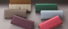 自分に合った色とデザインが選べる。「Attenir」のセミオーダー革財布
