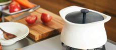 蓄熱調理ができる、密閉性の高い土鍋「bestpot」