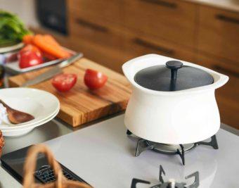 旨味を逃がさない蓄熱調理が可能。おかずからスイーツまで作れる万能鍋「bestpot」