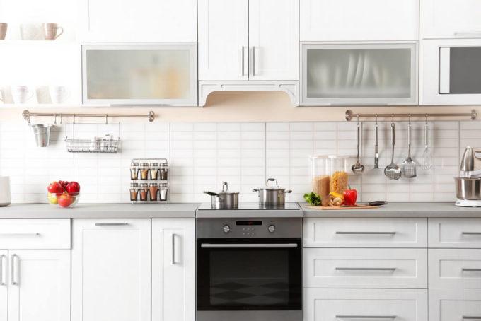 すっきりと整ったキッチン