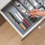 これ以上無駄なモノを増やさない。すっきりとしたキッチン収納のポイント