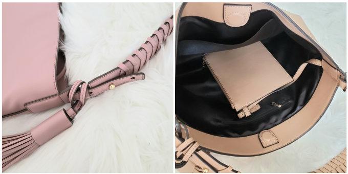 大容量で使いやすいおしゃれなトートバッグ「HANA華」4