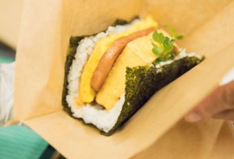 沖縄発の新・朝ごはん。心もお腹も温まる「ポークたまごおにぎり」