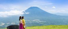 「ニセコ グラン・ヒラフ」の展望スポット〜#NISEKO SIESTA〜1