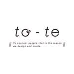 to-te(ツテ)のロゴ