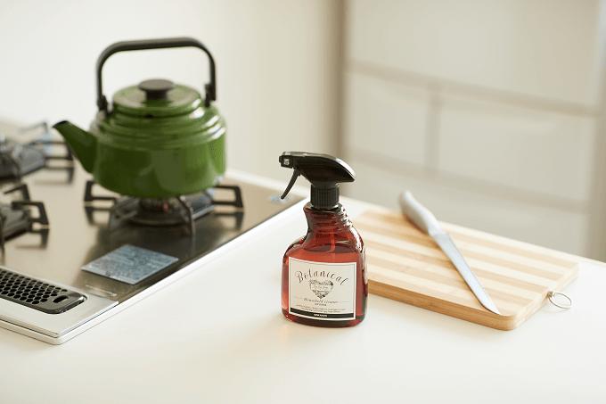 手肌の潤いを守る植物性洗浄剤「Ya.Sa.Sea(やさしい)ボタニカルハウスホールドクリーナー」