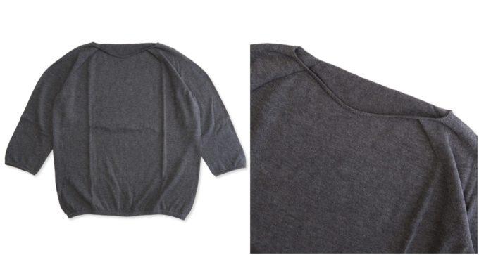 着やせ効果&着回しもできる大人の女性におすすめの「F/style エフスタイル」ニット