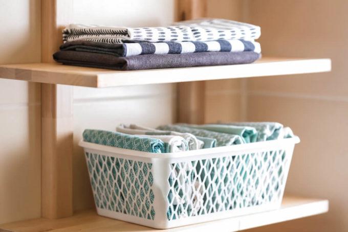 洗面所の簡単収納アイデア5