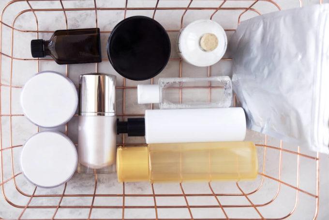 洗面所の簡単収納アイデア16