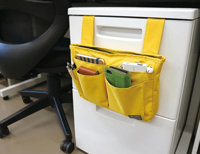 「【バッグインバッグ】おともポケット」使用例2