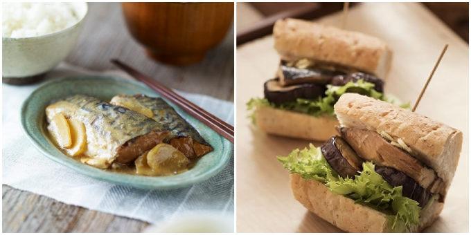 普段から食べたいおいしさの長期保存食「IZAMESHI」プレミアムシリーズのサバの味噌煮を使った料理