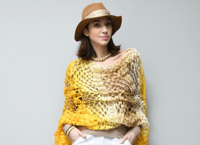 秋におすすめの「KEIKO KUROISHI」のスカーフ6