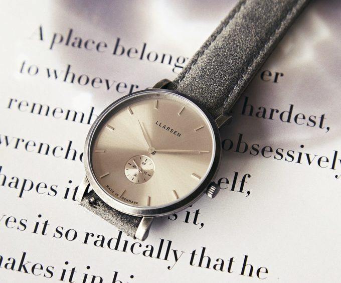 デンマーク発腕時計ブランド「LLARSEN(エルラーセン)」の「Nikolaj」の新作