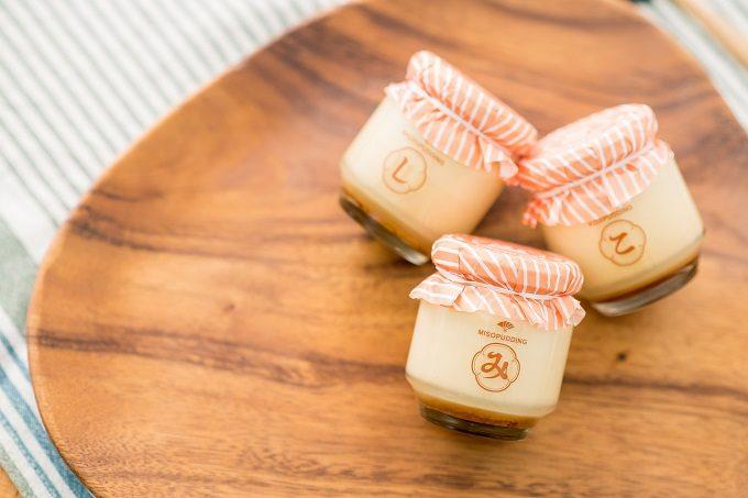 茨城県日立市の老舗味噌蔵「内山味噌店」が作るみそプリン3種類