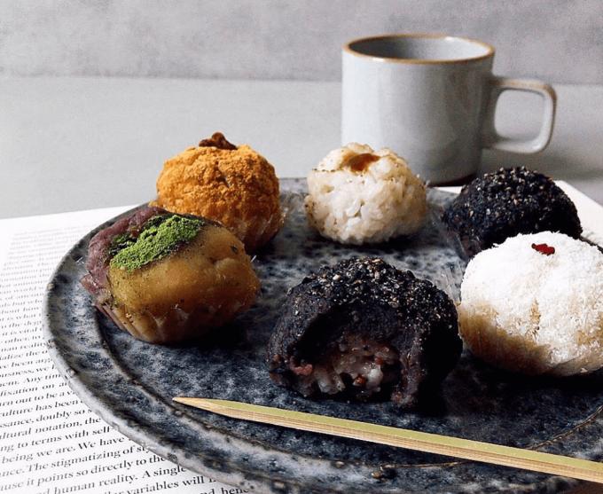 浅草おはぎ専門店の「月のおはぎ」のおすすめメニュー3